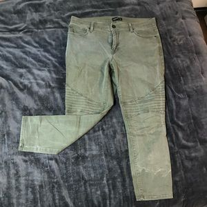Army Pants Cropped